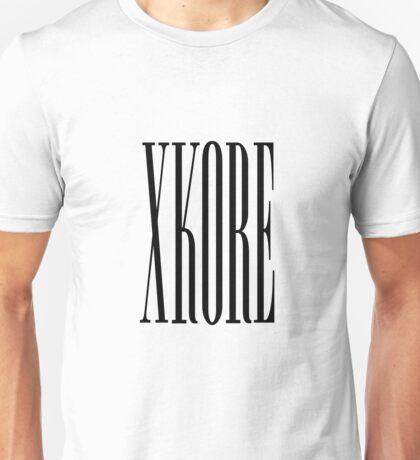 xKore 4x4/End of the Line Logo Unisex T-Shirt