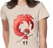 Red Cape Womens Fitted T-Shirt