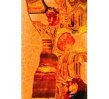 Liquid space Photographic Print