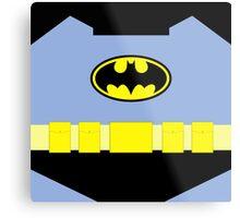 Superhero 004 Metal Print