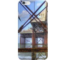 Fly By Pier iPhone Case/Skin
