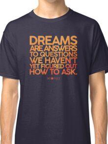 X-Files Dreams Classic T-Shirt