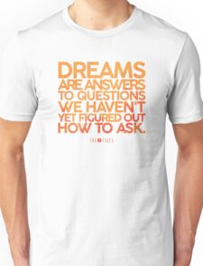 X-Files Dreams Unisex T-Shirt