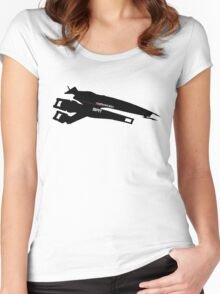 Normandy SR1 Women's Fitted Scoop T-Shirt