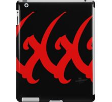 666 V1 iPad Case/Skin