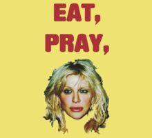 Eat, Pray, Love One Piece - Short Sleeve