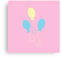 Pinkie Pie Cutie Mark Canvas Print