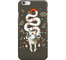 Long Tail Fox iPhone Case/Skin