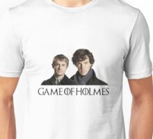 Game of Holmes Unisex T-Shirt