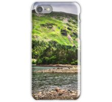 The Southern End Of Thirlmere iPhone Case/Skin
