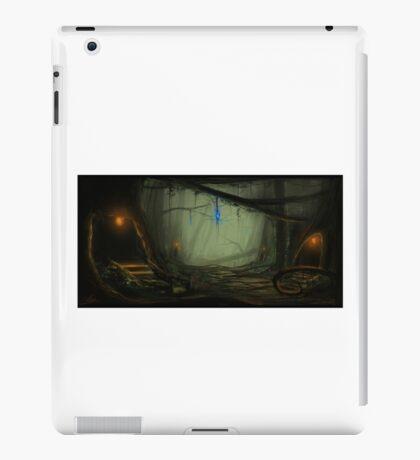 Elder Woods iPad Case/Skin