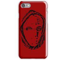 TESLA BARMEN OLD SKOOL LOGO iPhone Case/Skin