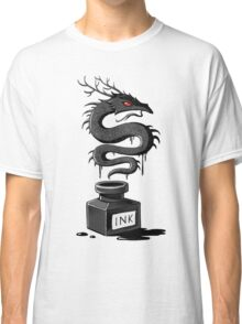 Ink Dragon Classic T-Shirt