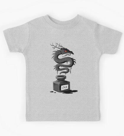 Ink Dragon Kids Tee