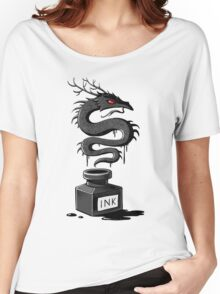 Ink Dragon Women's Relaxed Fit T-Shirt