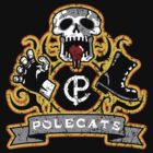Polecats Patch Distressed by Olipop
