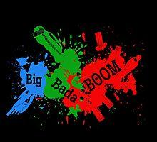 big bada BOOM ! by sadaqic