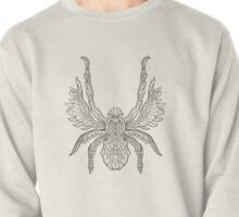 Angel Spider - Complicated Spiders - Black line Pullover