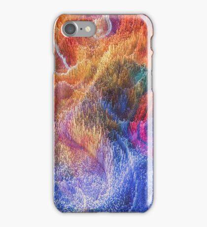 bunte Pixel iPhone Case/Skin
