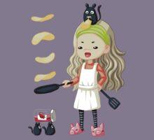 Pancake Master Kids Tee