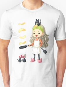 Pancake Master Unisex T-Shirt