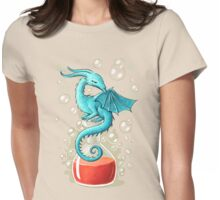 Dragon Potion Womens Fitted T-Shirt