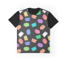 COLORFUL BRUSHES  Graphic T-Shirt