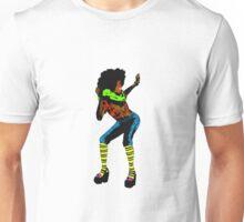 Disco girl Unisex T-Shirt