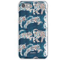 TIGER POUNCE iPhone Case/Skin