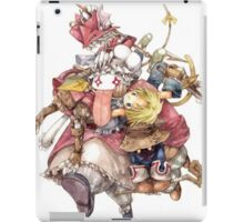 Quina & Friends iPad Case/Skin