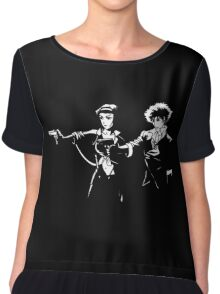 Cowboy Bebop - Spike Faye KnockOut Chiffon Top