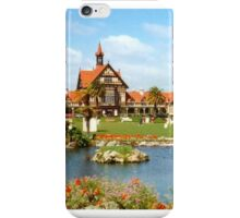 Rotorua Museum of Art and History, Second View iPhone Case/Skin