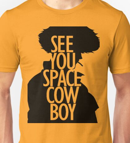Cowboy Bebop - See You Space Cowboy 2 Unisex T-Shirt