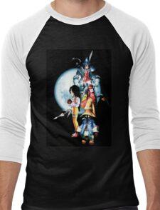 Vivi & Friends Men's Baseball ¾ T-Shirt