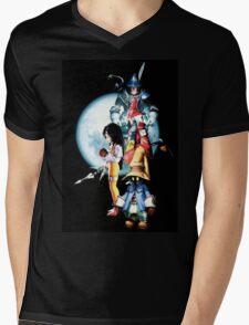 Vivi & Friends Mens V-Neck T-Shirt