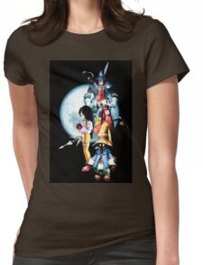 Vivi & Friends Womens Fitted T-Shirt