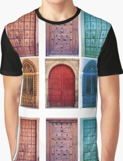 Vintage doors Graphic T-Shirt