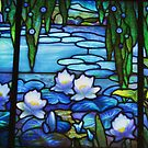 water lilies by ANNABEL   S. ALENTON