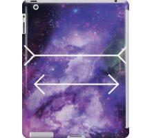 Size Is Relative  iPad Case/Skin