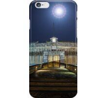 Black castle iPhone Case/Skin