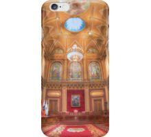 luxurious hall iPhone Case/Skin
