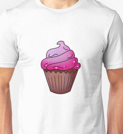 Sparkles Cupcake Unisex T-Shirt