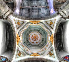 Welcome to the ecstasy dome by Atman Victor