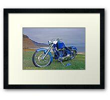 1997 CMC Ultra Custom M.C. II Framed Print