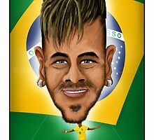 Neymar by brendanwilliams