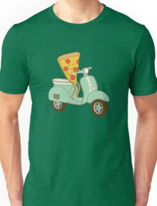 pizza delivery Unisex T-Shirt
