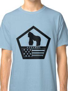 Remember Harambe Classic T-Shirt