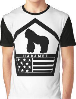 Remember Harambe Graphic T-Shirt