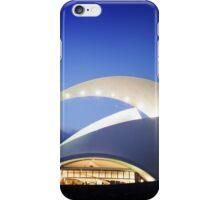 Music Hall in Tenerife island iPhone Case/Skin