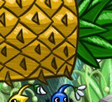 Pineapple Pikmin Sticker